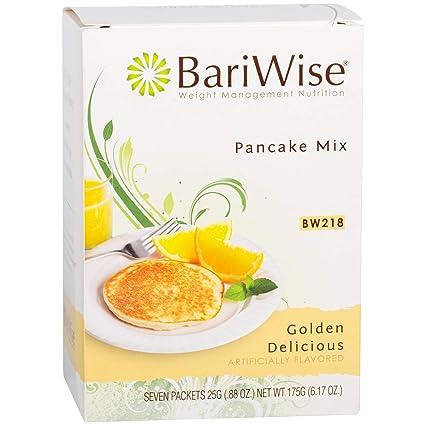 BariWise - Panqueques de dieta con proteínas altas y baja en ...