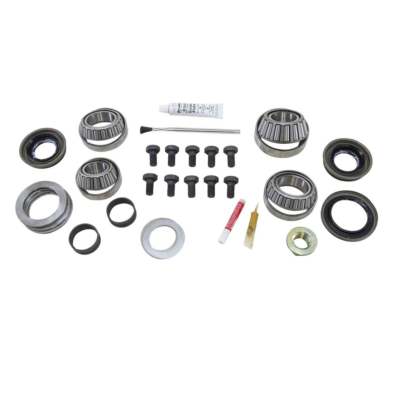 Yukon Gear /& Axle YK GM7.75IRS Master Overhaul Kit for GM Pontiac GTO 7.75 IRS Differential