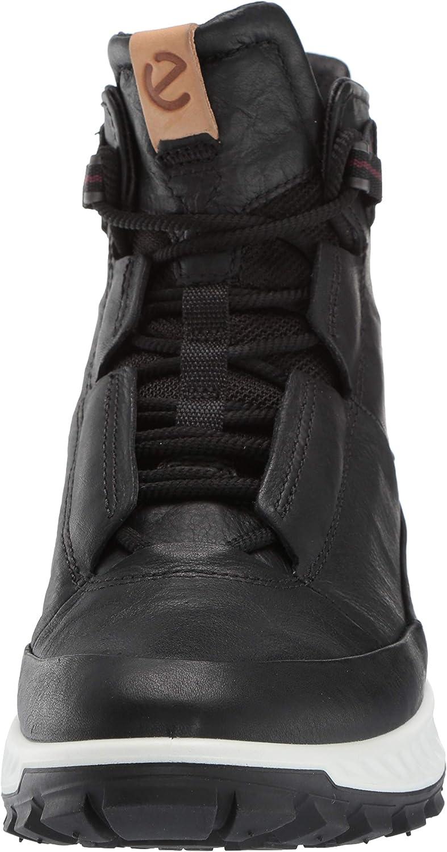 Fashion 13-13.5 US Hiking Boot ECCO Mens Exostrike Mid Dyneema Outdoor Lifestyle black//black DYNEEMA leather 47 M EU