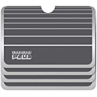 4protectores antiescaneo RFID para tarjetas de crédito