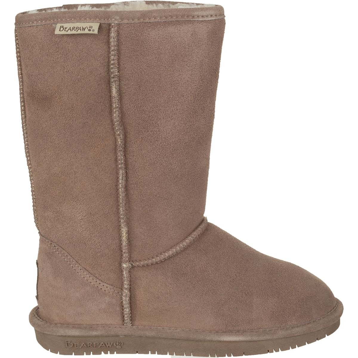 BearPaw Women's Emma 10'' Boot Taupe Size 9