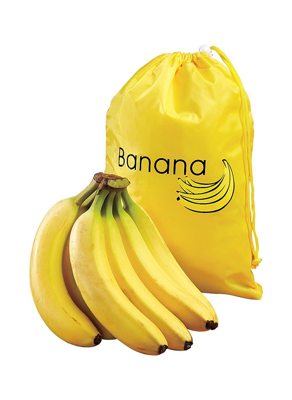 Banana bolsa Mantener Fresh bolsa de almacenamiento: Amazon.es: Hogar