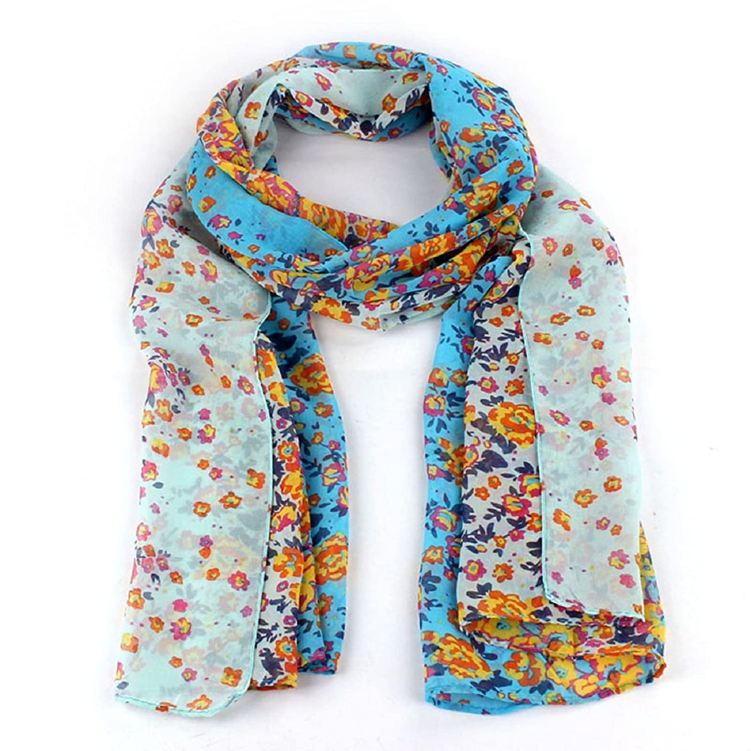 Tonsee Muffler Scarves Long Wraps Shawl Floral Scarf