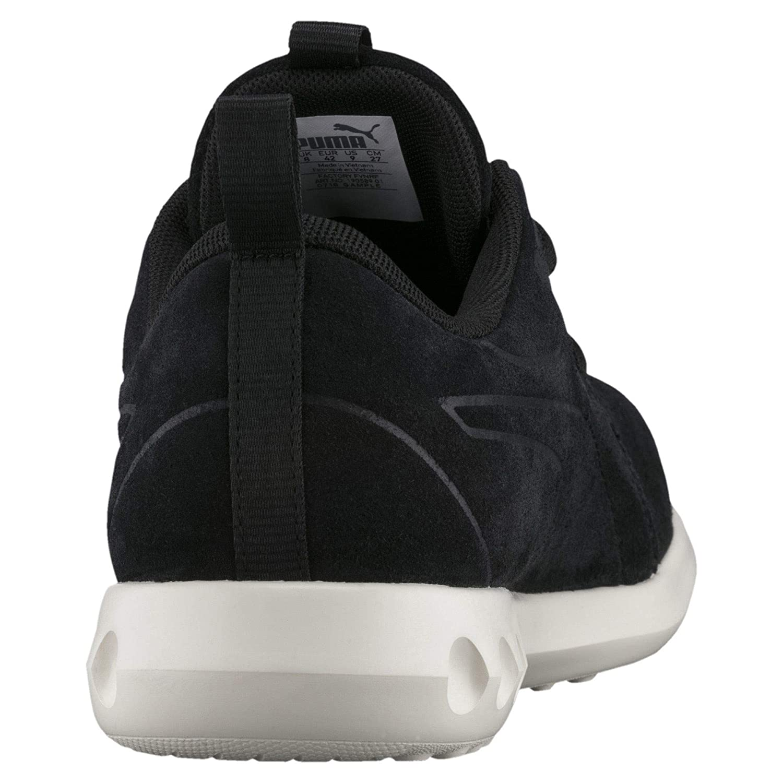 Puma Unisex-Erwachsene Carson Carson Unisex-Erwachsene 2 Molded Suede Outdoor Fitnessschuhe schwarz-whisper Weiß 147c4d