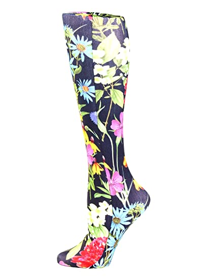 c8822fe0b0 Image Unavailable. Image not available for. Color: Celeste Stein CMPS-1951 Therapeutic  Compression Socks ...