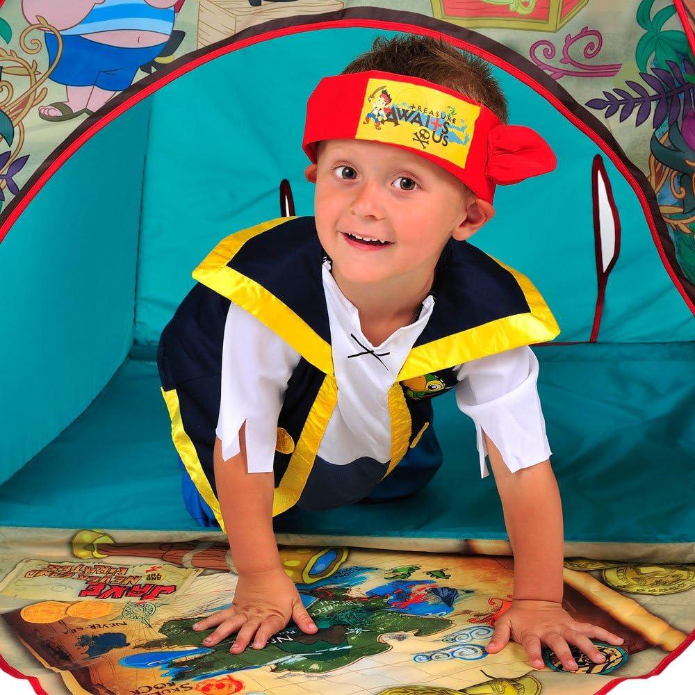 Giros NC6406 Jake y los piratas de Nunca Jam/ás Tienda de Actividades 3D,