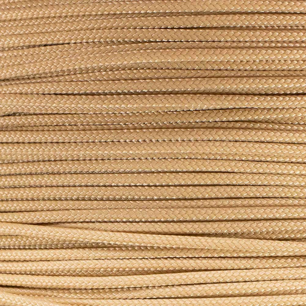 PARACORD PLANET 1.8 MM Dyneema Speed Lace - 10 Feet - Beige Color - Unbreakable and Lightweight Fiber by PARACORD PLANET (Image #2)