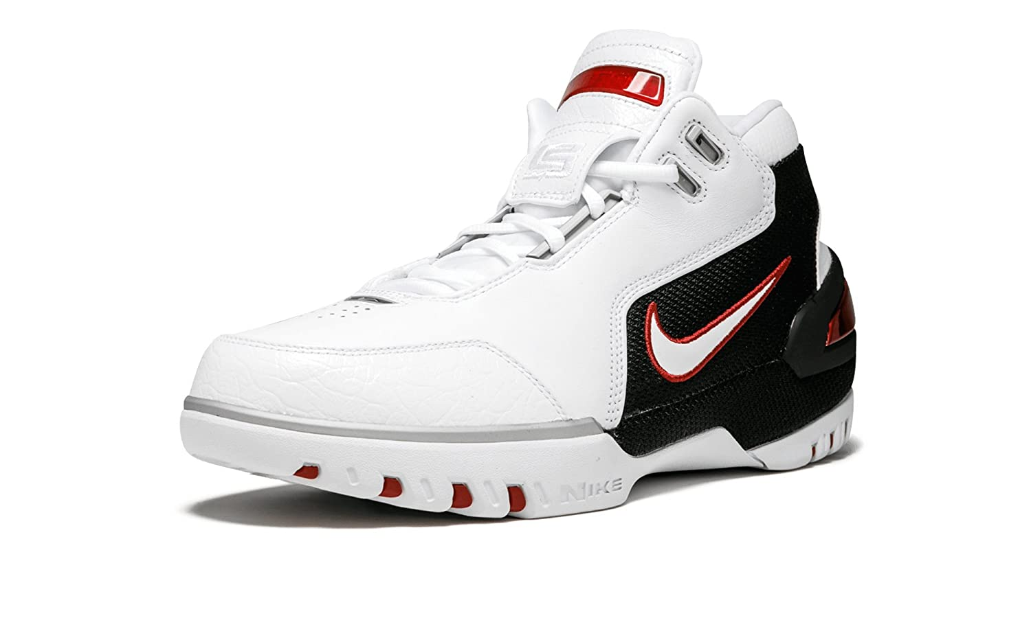 [NIKE - ナイキ] AIR ZOOM GENERATION QS 'FIRST GAME' - AJ4204-101 - SIZE 11.5 (メンズ) B074572F67