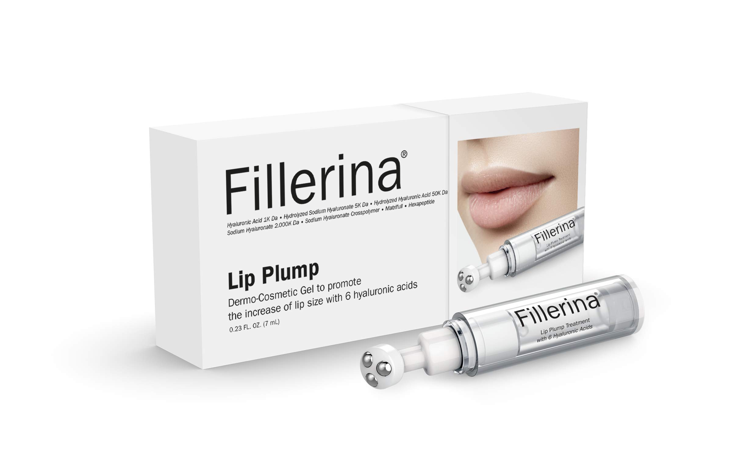New Fillerina Lip Plump Grade 1
