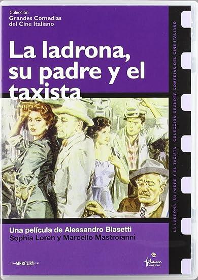 La Ladrona, Su Padre Y El Taxista [DVD]: Amazon.es: Varios