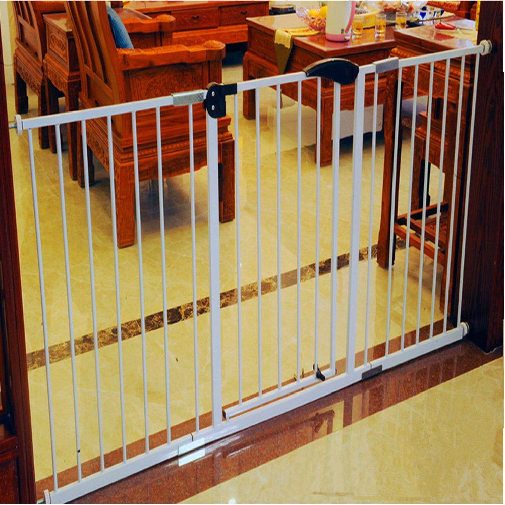 Fairy Baby Pressure Mount Easy Install Walk Thru Gate,Fit Spaces 68.9''-72.4'' Wide,29.9'' High by Fairy Baby (Image #3)