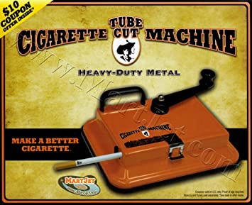 Gambler Tube Cut Cigarette Making Machine Brand New Amazoncouk