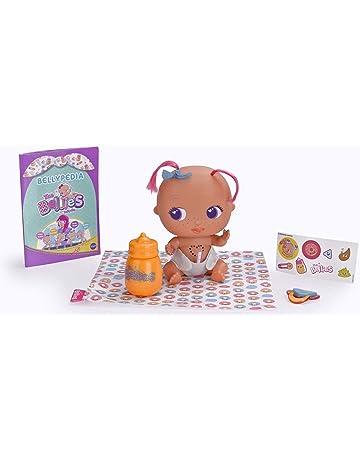 The Bellies - Yumi-Yummy, muñeco interactivo para niños y niñas de 3 a