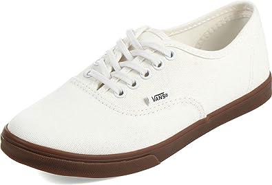 bb08c1b414c196 Vans Unisex Authentic Lo Pro Sneakers-Blanc De Blanc white gumsole ...