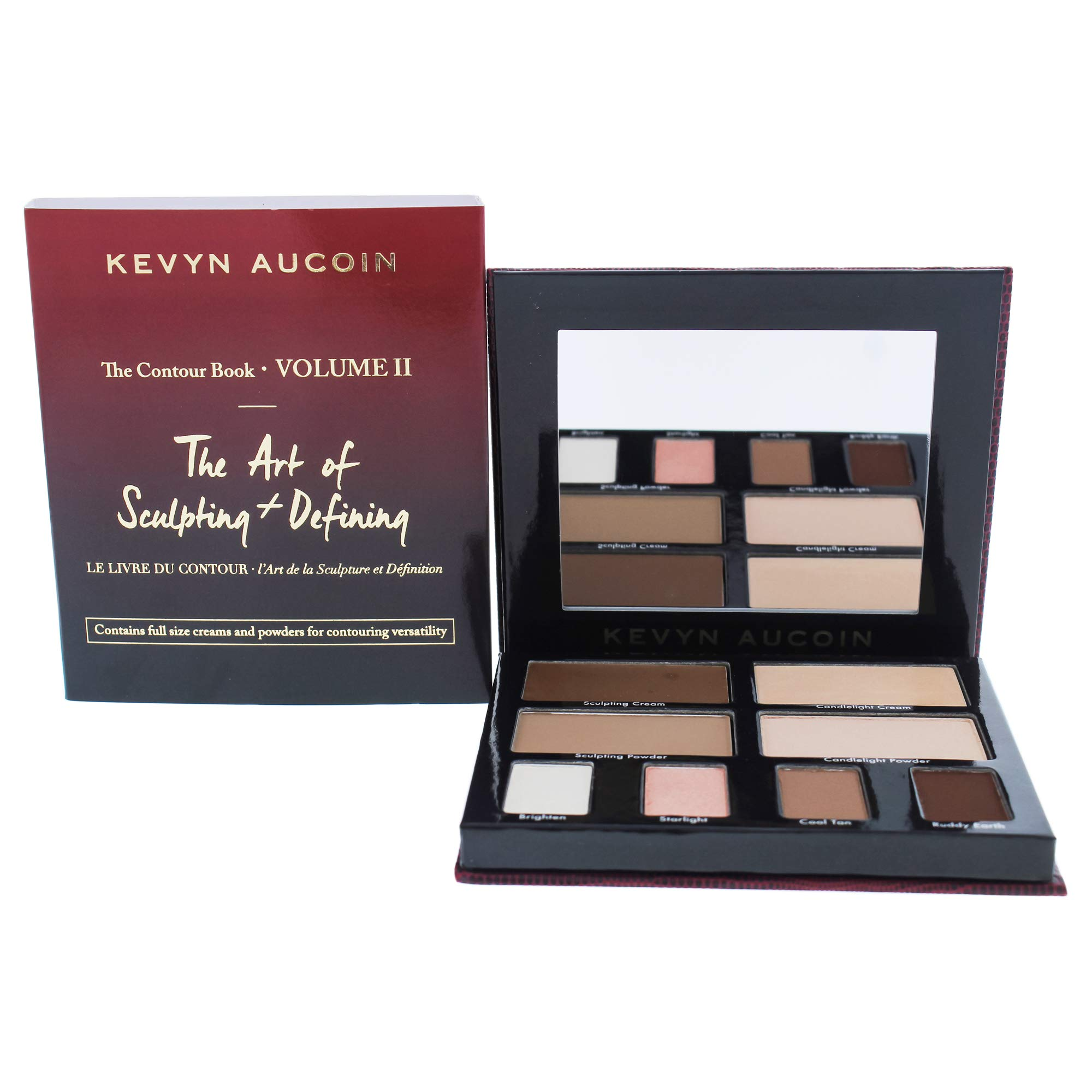 Kevyn Aucoin The Contour Book - The Art Of Sculpting Plus Defining Volume II by Kevyn Aucoin