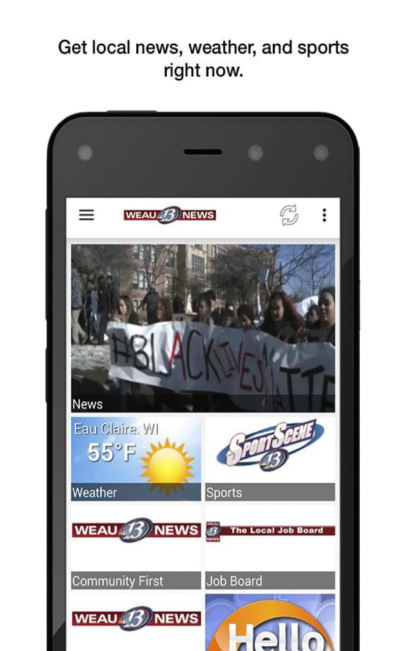 Amazoncom Weau News Appstore For Android
