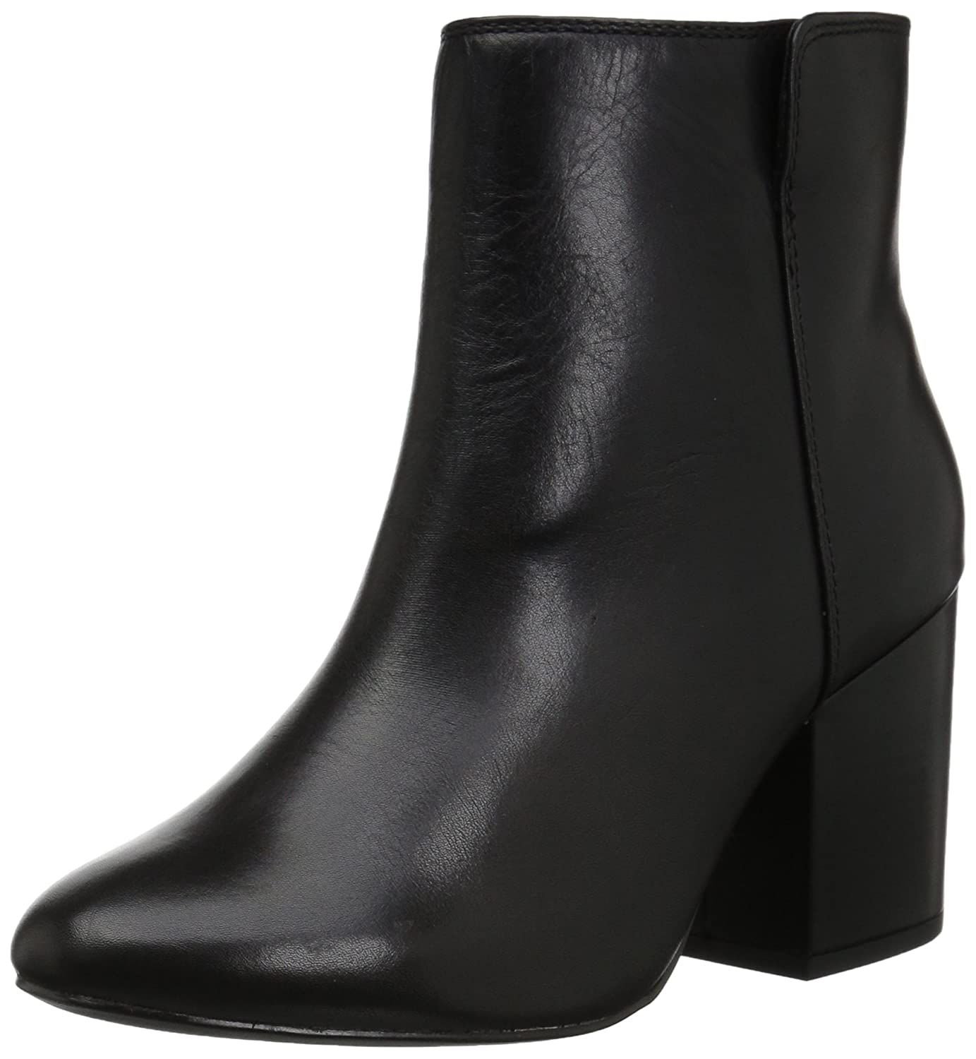 ALDO Women's Masen Ankle Bootie B072DZ29SR 8 B(M) US|Black Leather