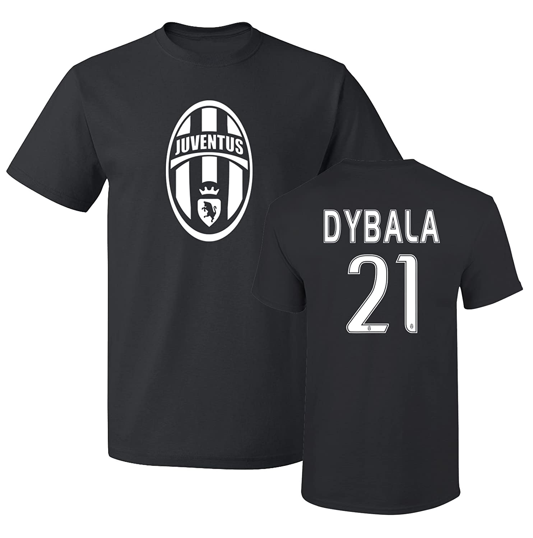171285127 Tcamp Juventus Shirt Paulo Dybala  21 Jersey Men T-shirt