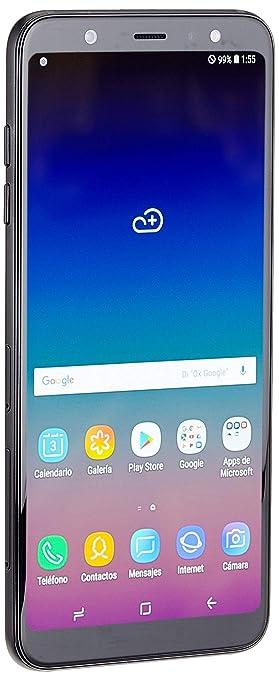 Calendario Samsung.Samsung Sm A605fzknphe Samsung Galaxy A6 Plus Smartphone Libre Android 8 0 6 Fhd Dual Sim Camara Trasera 16mp 5mp Flash 3 Nivles Y