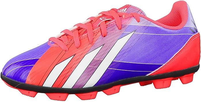 Botas Adidas Messi F5 TRX HG -Junior-: Amazon.es: Deportes y ...
