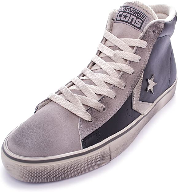 converse pro leather nere
