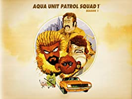Aqua Unit Patrol Squad 1 Season 1
