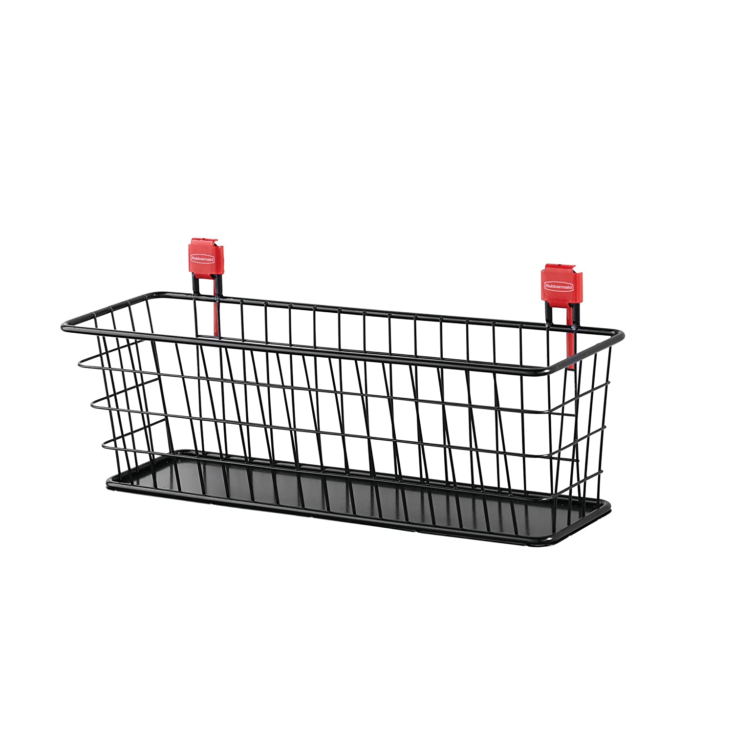 Rubbermaid Shed Accessories Garden Hose Holder Individual Black