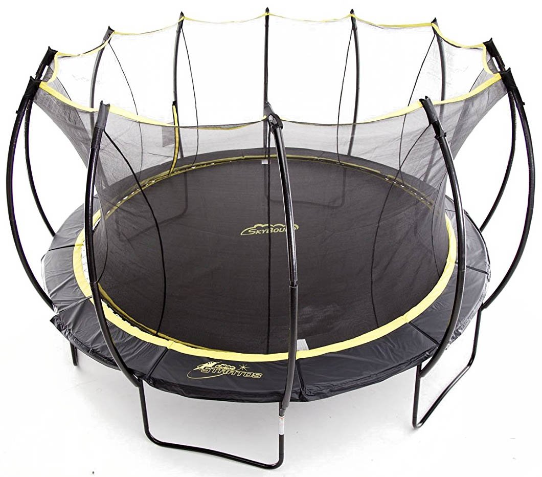 SkyBound Stratos Trampoline Black Friday Deal