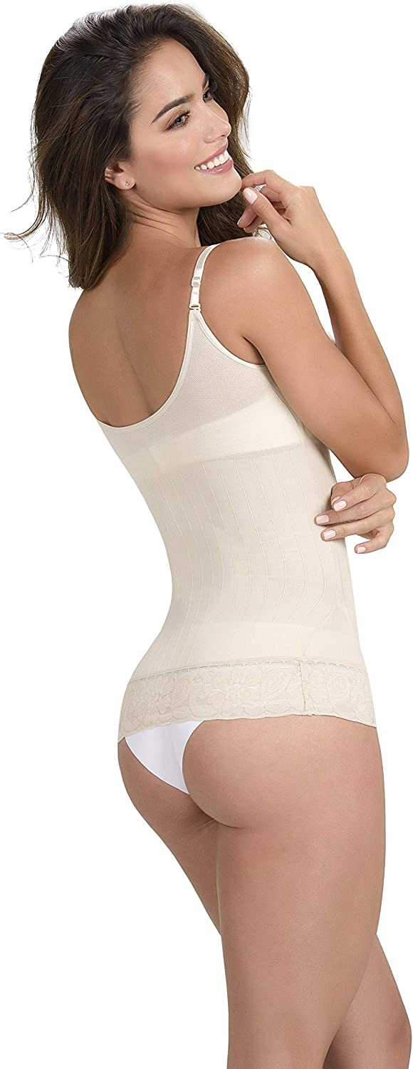 Faja Colombiana Reductora Extreme Body Shaper Thermal T-Shirt Shapewear Bodysuit