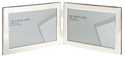 793c09ecea75 Amazon.com - Viceni 6 x 4 Landscape Hinged Double Photo Frame