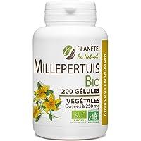 Millepertuis Bio 250 mg - 200 gélules végétales
