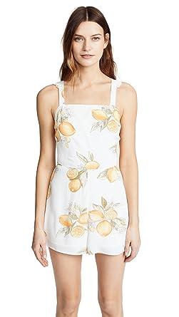 dce33db7238 Amazon.com  For Love   Lemons Women s Lemonade Romper