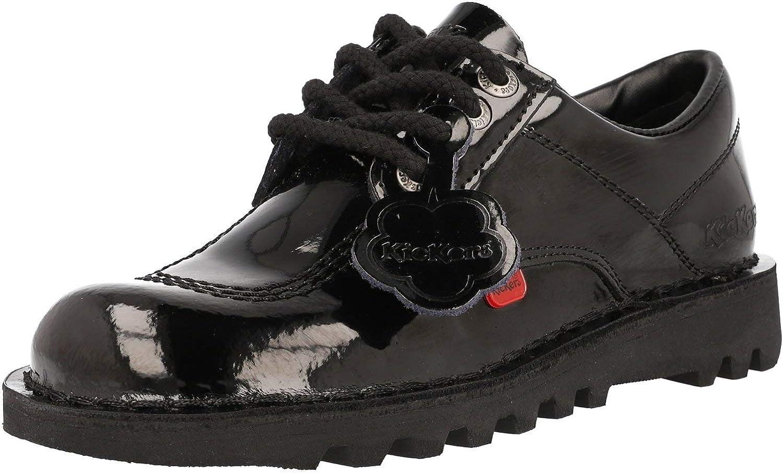 Kickers Women's Kick Lo Patent Shoes