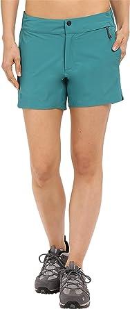 F89582-560 Summer Shorts 42 FJ/ÄLLR/ÄVEN High Coast Trail Womens Summer Shorts Womens Navy