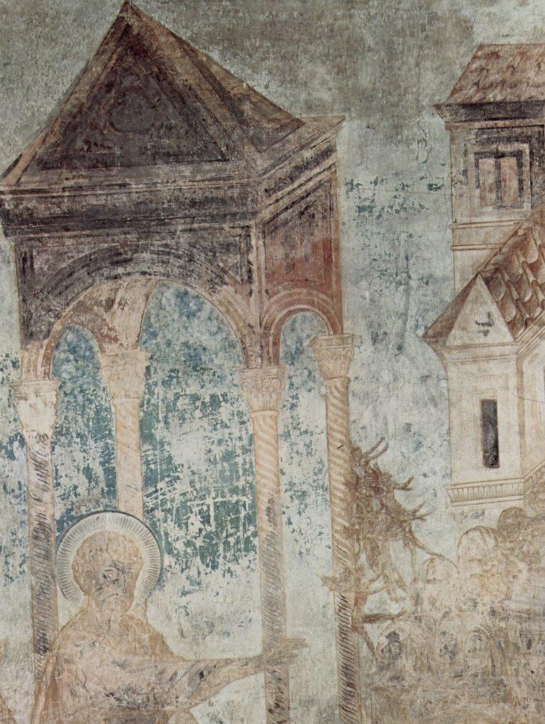 Lais Puzzle Cimabue - Szenen aus Dem Leben Petri und Pauli, Detail 2000 Teile