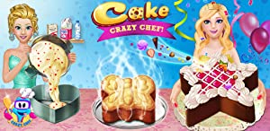 Cake Crazy Chef - Create Your Own Event; Make, Bake & Decorate Cakes from TabTale LTD