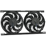Hayden Automotive 3800 Dual Electric Fan Kit