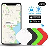 Kimfly Key Finder Smart Tracker Item Finder Phone Finder Bluetooth Tag -4Pcs