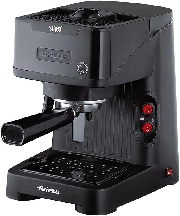 Ariete 1338 - Cafetera de espresso manual: Amazon.es: Hogar