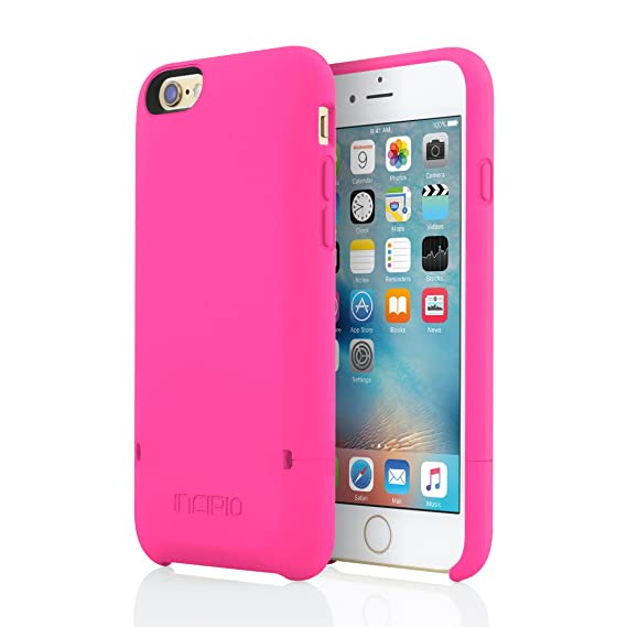 brand new 99cfd 42234 Amazon.com: Incipio Stashback for iPhone 6/6s - Pink: Cell Phones ...