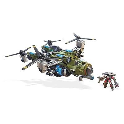 Mega Construx Halo Frostraven Building Set: Toys & Games