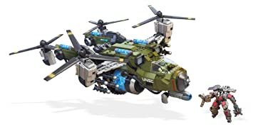 Amazon.com: Mega Construx Halo Frostraven Building Set: Toys ...
