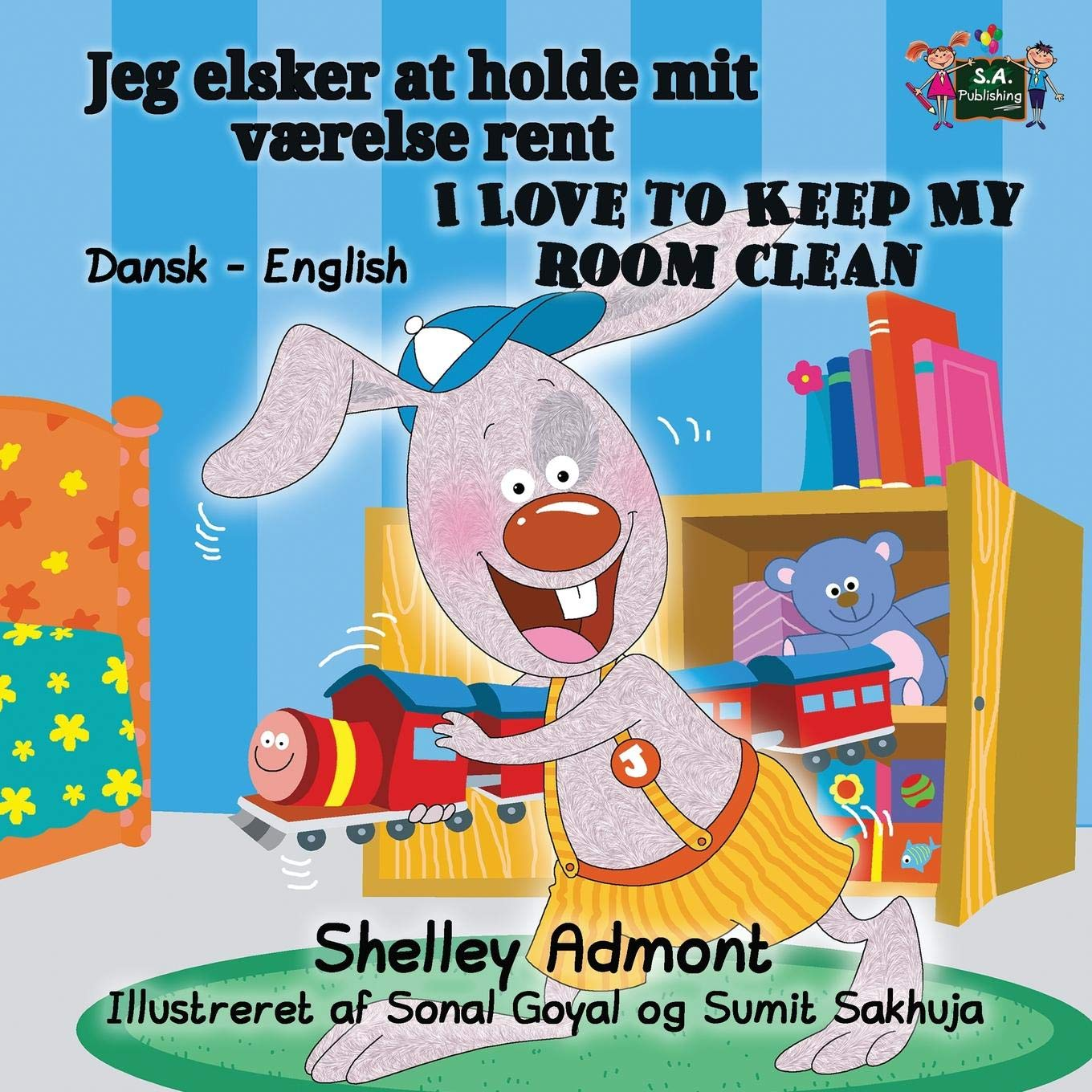 Download I Love to Keep My Room Clean (danish baby books): danish english bilingual, danish kids books, danish childrens books (Danish English Bilingual Collection) pdf