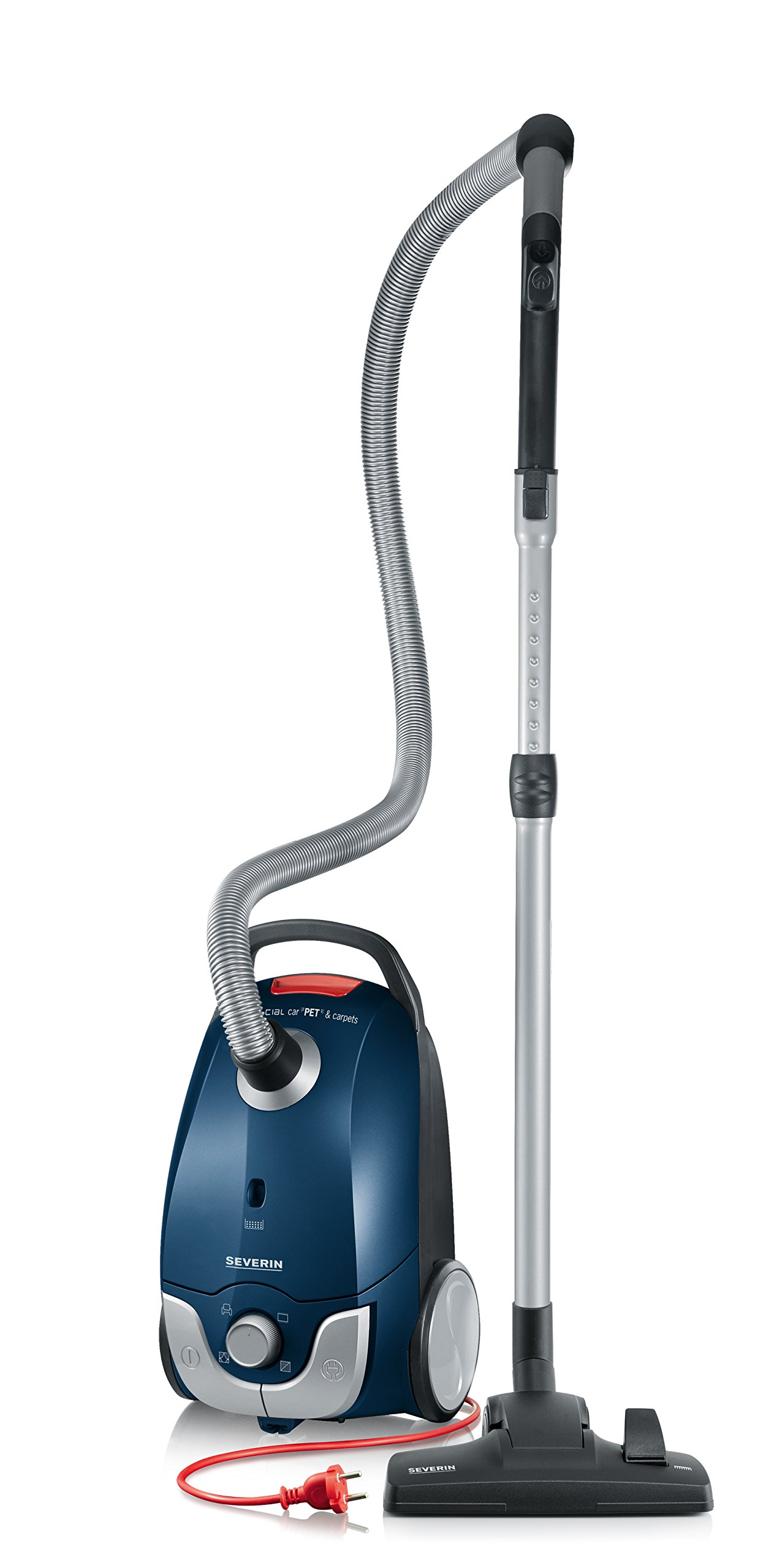 Severin Germany Special Vacuum Cleaner Corded, Ocean Blue