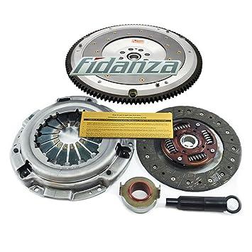 exedy embrague Pro-Kit + Fidanza volante 92 - 01 Honda Prelude 2.2L 2.3L F22 F23 H22: Amazon.es: Coche y moto