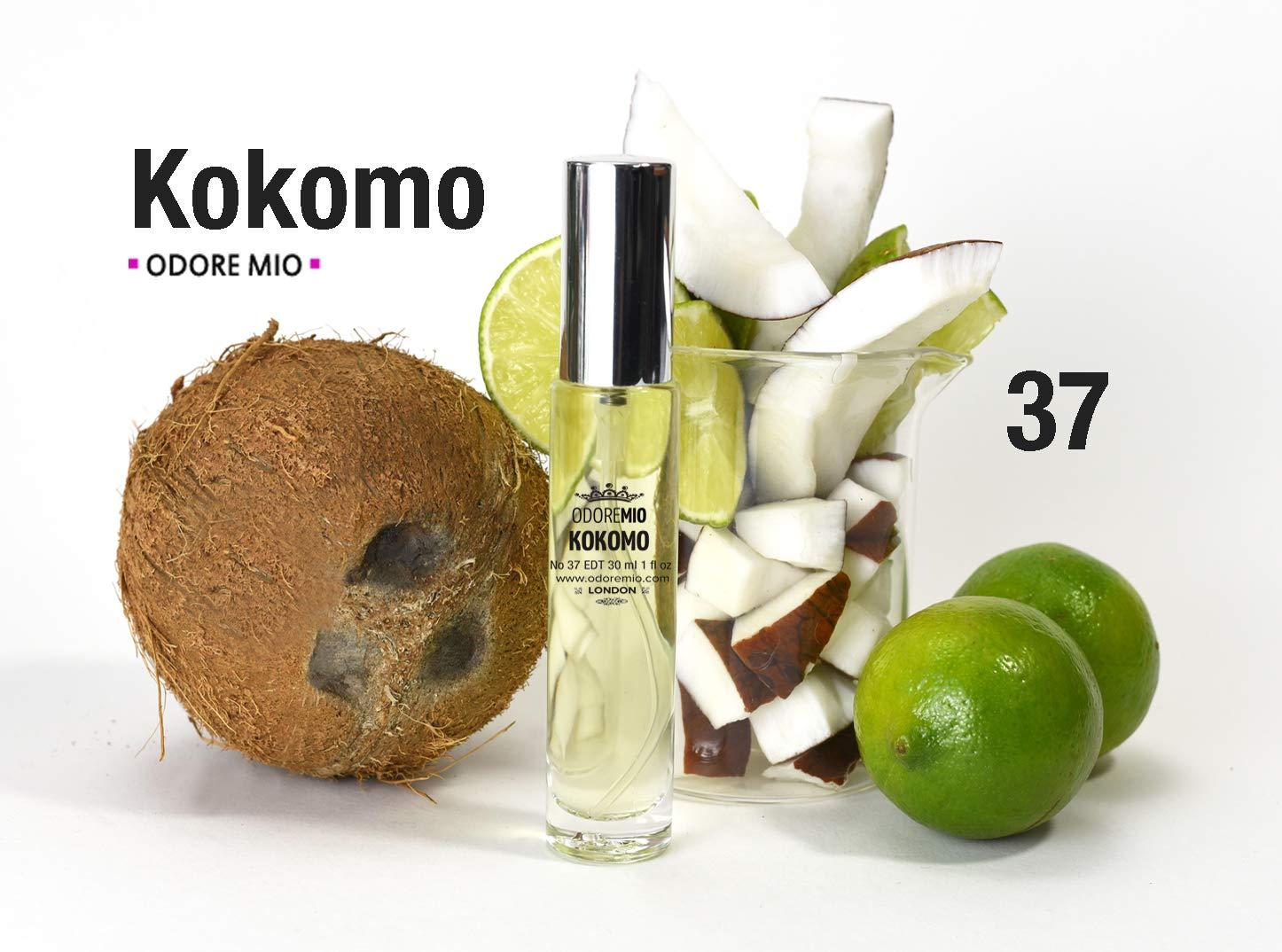 Odore Mio Kokomo Eau de Cologne 3 ml Sample