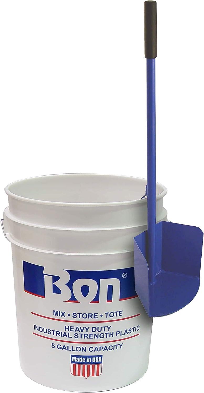 Bon 83-270 Steel Bucket Scoop