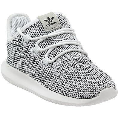 Adidas TUBULAR SHADOW I baby-girls fashion-sneakers BB8891_10 - WHITE/WHITE/