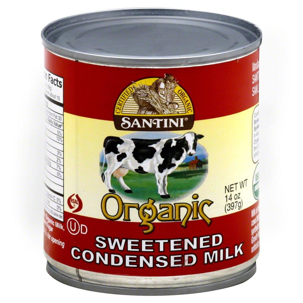 Organic Sweetnd Condensed Milk (Pack of 24)