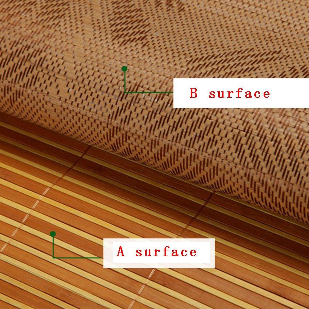 WENZHE Matratzen Matratze Bambus Bambus Bambus Sommerschlafmatte Bettmatte Sommer Atmungsaktiv Glatt Kühlung Schweißabsorbierend Bettwäsche,5 Größen (größe   180X200cm) B07DZTZT3C Luftmatratzen Hohe Qualität und günstig 202bd4